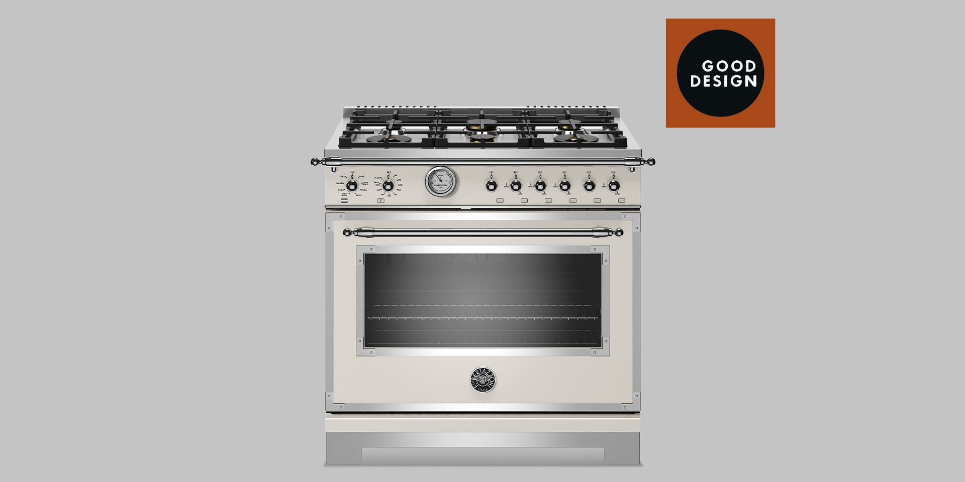 MM Design wins the GoodDesign Award for Bertazzoni