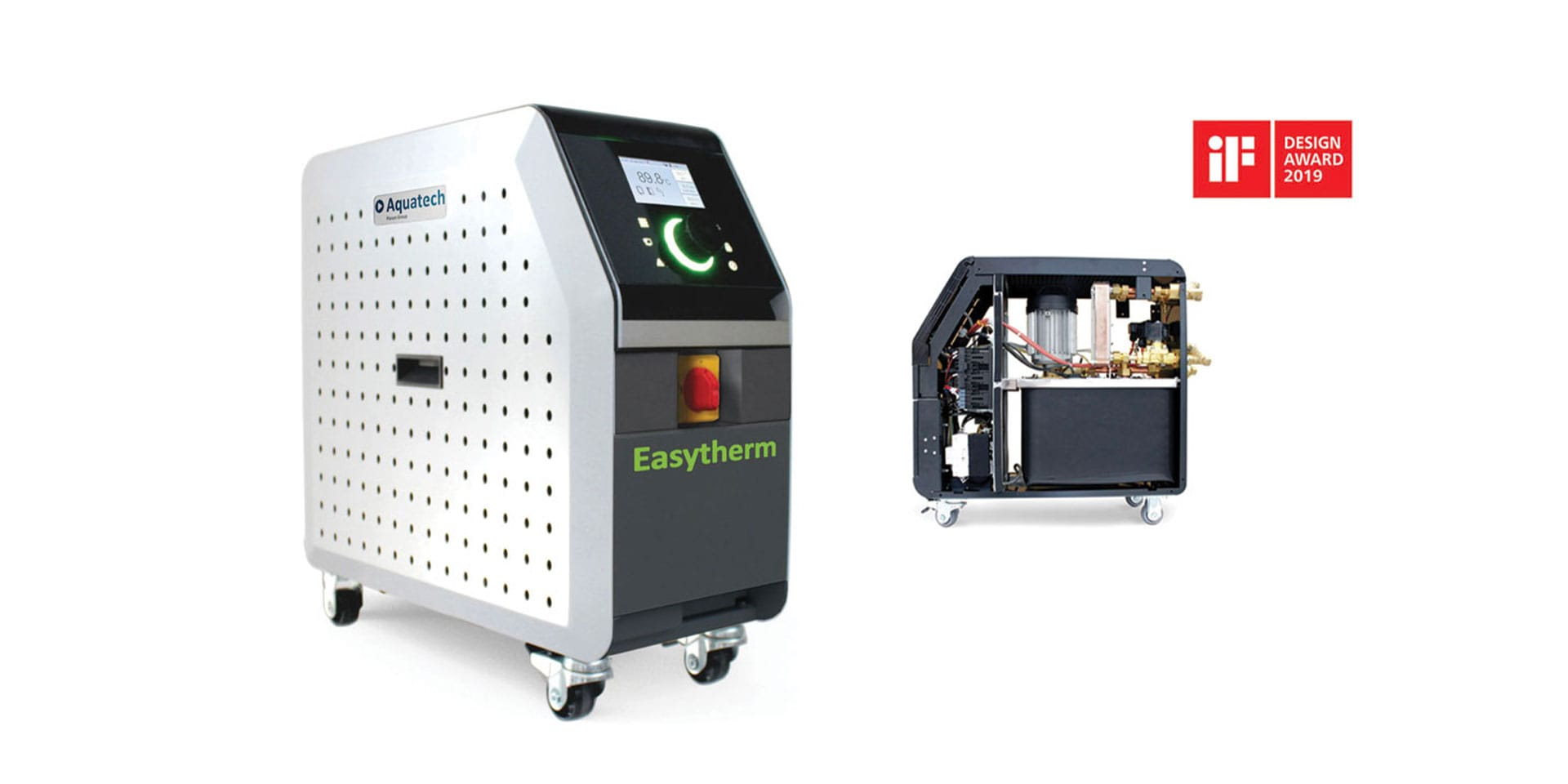 Easytherm, the evolution in the industrial field